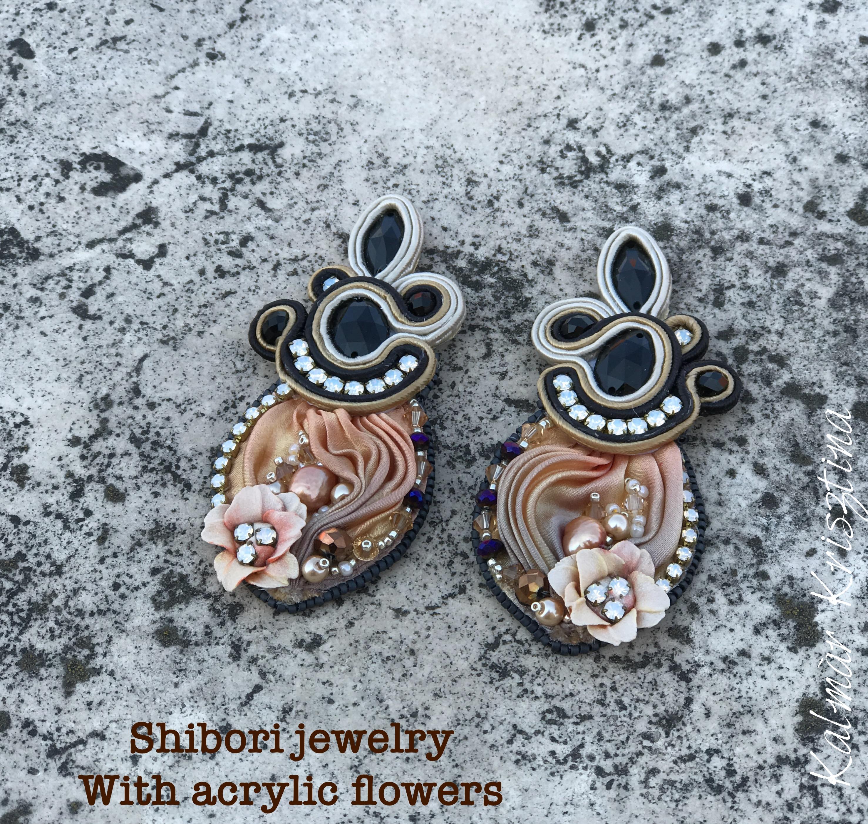 Shibori & Jewellery